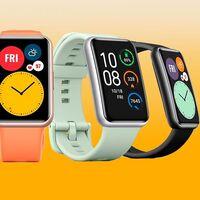 En Amazon tienes más barato que en ninguna tienda y casi a precio mínimo el Huawei Watch Fit: hazte con él por sólo 75 euros