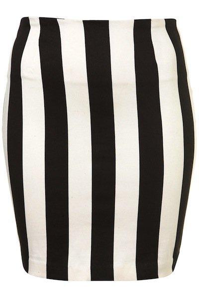 falda topshop