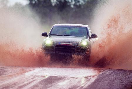 Porsche Cayenne Prototipo