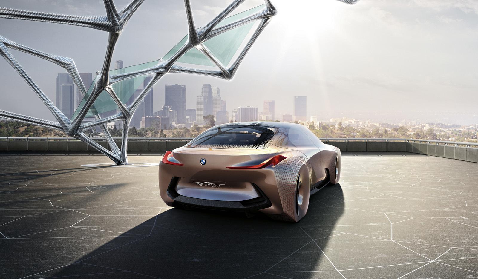 Foto de BMW Vision Next 100 (8/40)