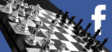 Éste es el juego de ajedrez oculto en el chat de Facebook