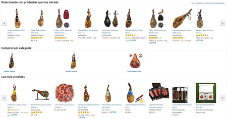 Amazon Jamones