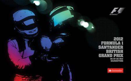 GP Gran Bretaña Fórmula 1 2012: los neumáticos, el tiempo y el análisis del circuito