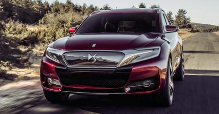Citroën DS Wild Rubis Concept, ahora al descubierto