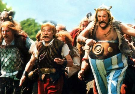 Cómic en cine: 'Astérix y Obélix contra César', de Claude Zidi