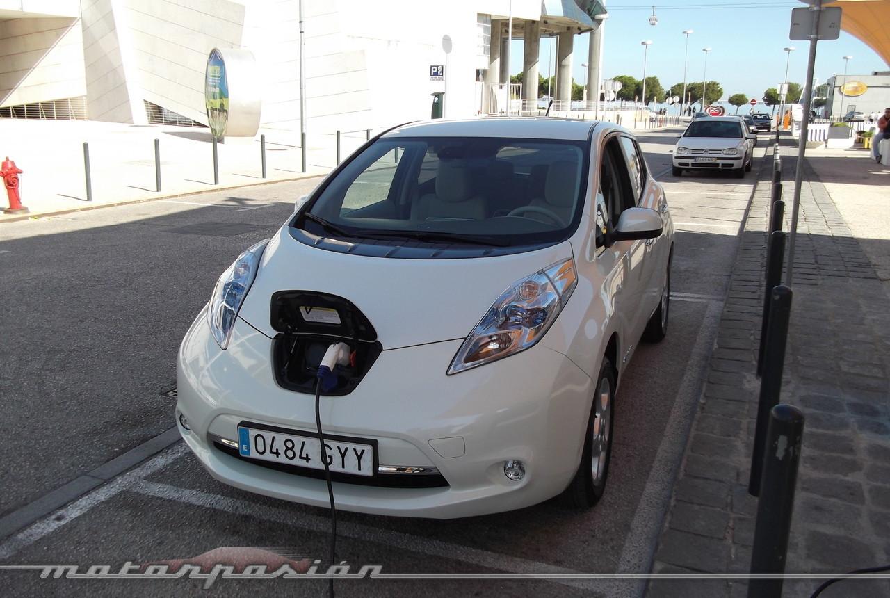 Foto de Nissan Leaf (presentación) (52/58)