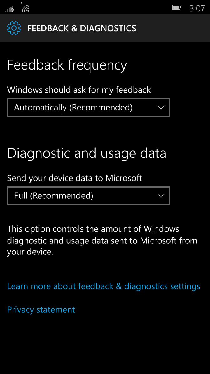 Foto de Windows 10 Mobile build 10136 (77/92)
