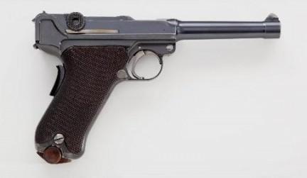 Se subasta la pistola más rara del mundo
