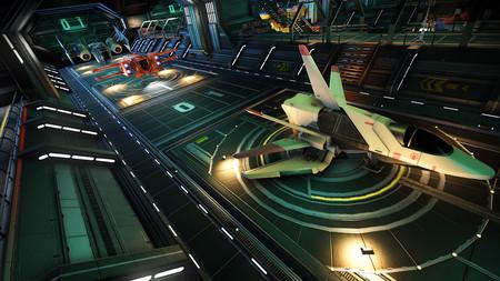 No Man S Sky Path Finder Hangar