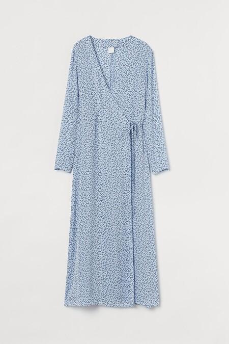 Vestido Azul De Ana Boyer