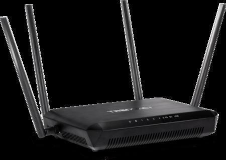 TRENDnet actualiza sus routers más punteros con soporte avanzado para analizar la actividad de la red