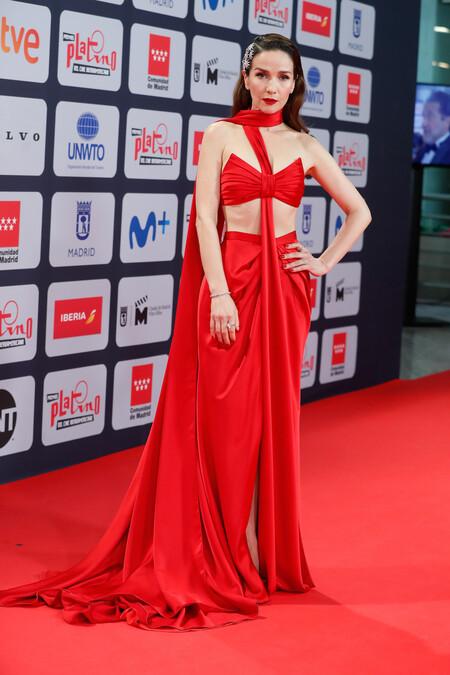 Premios Platino 2021 Natalia Oreiro