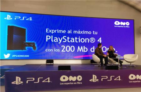 ONO ofrece 200 Mbps a precio de 100 Mbps con el lanzamiento de la PS4
