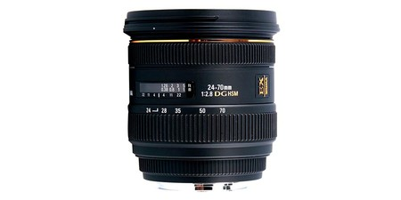 Si tienes una reflex full frame de Canon, el Sigma 24-70mm f2.8 IF EX DG HSM por 699 euros te interesa