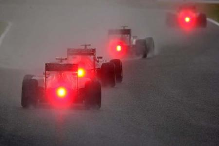 """Adrian Sutil:""""Ya era de noche y no se podían ver los charcos"""""""