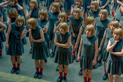 Daisuke Takakura y el poder de la repetición fotográfica