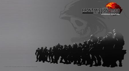 'Front Mission 2089' se muestra en nuevas imágenes