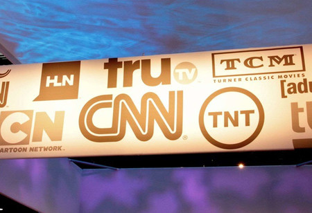 Turner Networks Logos Stock