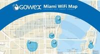 Miami tendrá 400 puntos de acceso para WiFi gratis