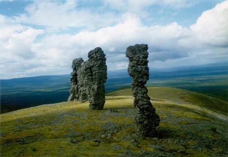 Los Siete Gigantes de los Urales (Rusia)