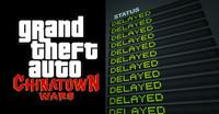 Rockstar retrasa 'GTA: Chinatown Wars' para Nintendo DS