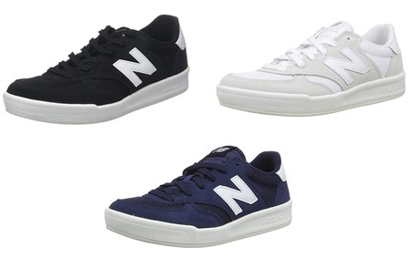 Desde 27,44 euros podemos hacernos con estas  zapatillas para mujer New Balance Wrt300 en Amazon