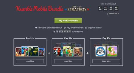 Humble Mobile Bundle te trae 12 juegos de estrategia por muy poco dinero