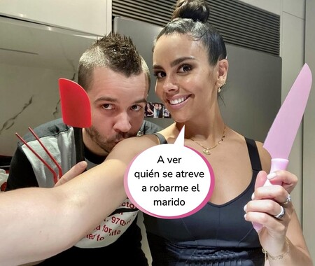 El Hormiguero: Cristina Pedroche enseña su foto más empalagosa para anunciar que acompañará a Dabiz Muñoz en el programa de Pablo Motos