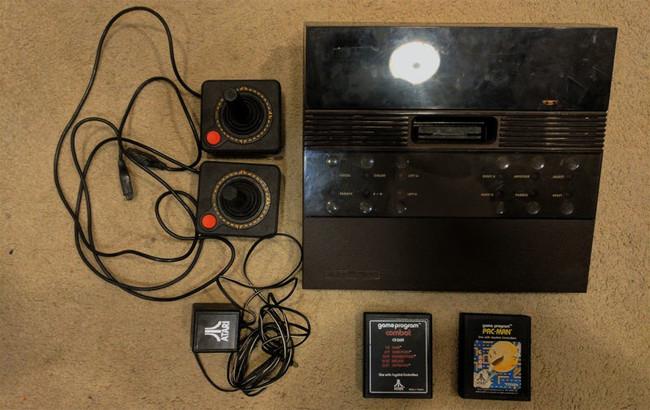 Atari 2700 4