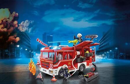 Ofertas Playmobil en Amazon con un 30% de descuento: Playmobil 1.2.3. Ghostbusters o City Action rebajados