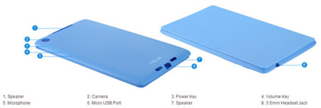 Travel Cover Nexus 7 2013