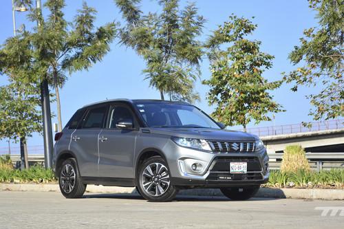 Suzuki Vitara 2019, a prueba: un B-SUV equilibrado, discreto y divertido (+ video)