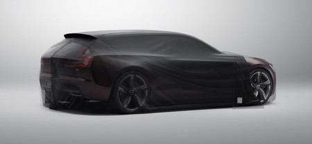 Teaser del Volvo Estate Concept