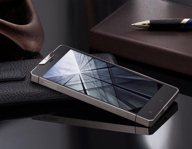 Gresso Regal R1, titanio y Android por 3.000 dólares