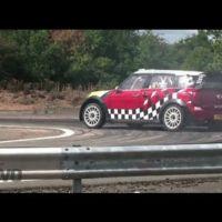 EVO Magazine exprime el Mini Countryman WRC