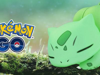 Los Pokémon de planta de Pokémon GO aparecerán con más frecuencia durante este fin de semana