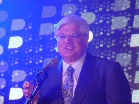 Mike Lazaridis, fundador de RIM, deja la empresa