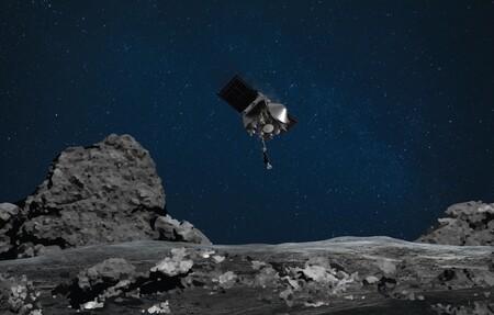 La NASA aterriza por primera vez en un asteroide: la misión OSIRIS-REx logra alcanzar la superficie de Bennu para recoger muestras