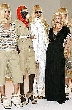 Gwen Stefani creará con Coty un perfume para LAMB