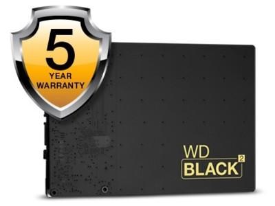 WD Black 2, una unidad SSD y HDD en una