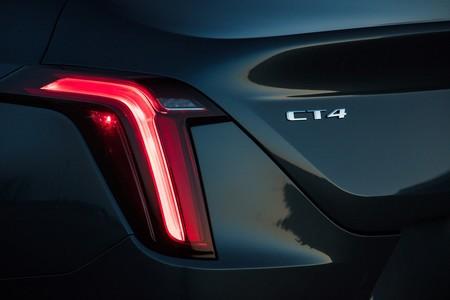 Cadillac Ct4 8