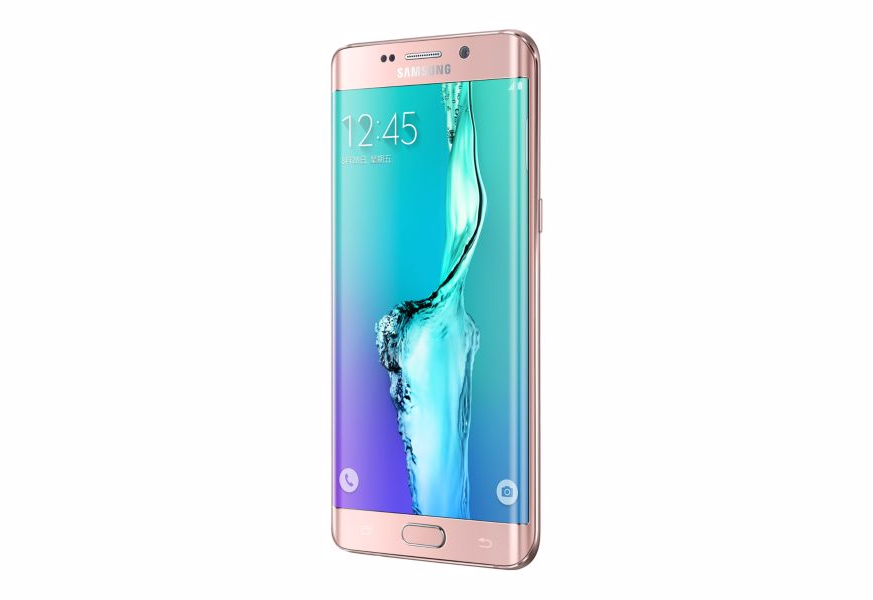 Foto de Samsung Galaxy S6 Edge+ rose gold (5/6)