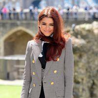Zendaya derrocha estilo en la presentación de Spiderman en Londres
