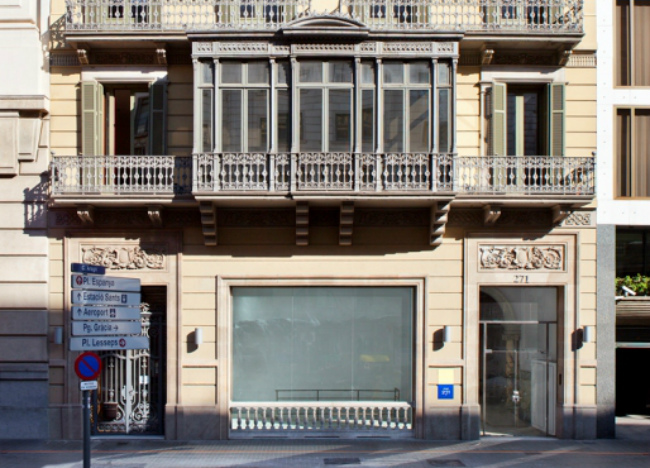 El edificio que acogerá Casa Decor Barcelona 2012