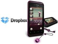 HTC y Dropbox se alían para darnos 5GB de almacenamiento en la nube