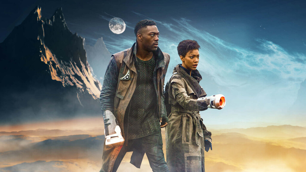 'Star Trek: Discovery': la temporada 3 de la serie en Netflix entra con acierto en terreno ignoto con un salto de 930 años al futuro