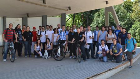 Agentes de la Resistencia durante la Anomalía Interitus en Málaga