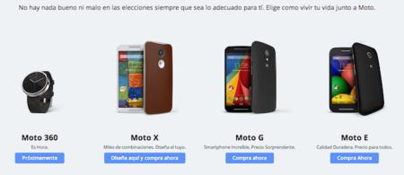 Tienda Motorola