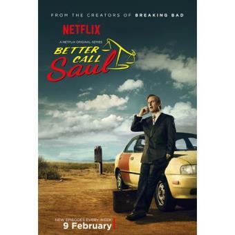 Temporada 1 de 'Better Call Saul' en dvd