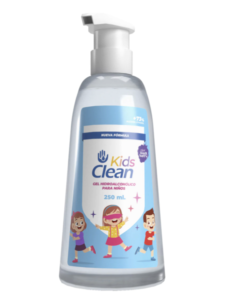 Gel Hidroalcohólico 250 ml Kids Clean